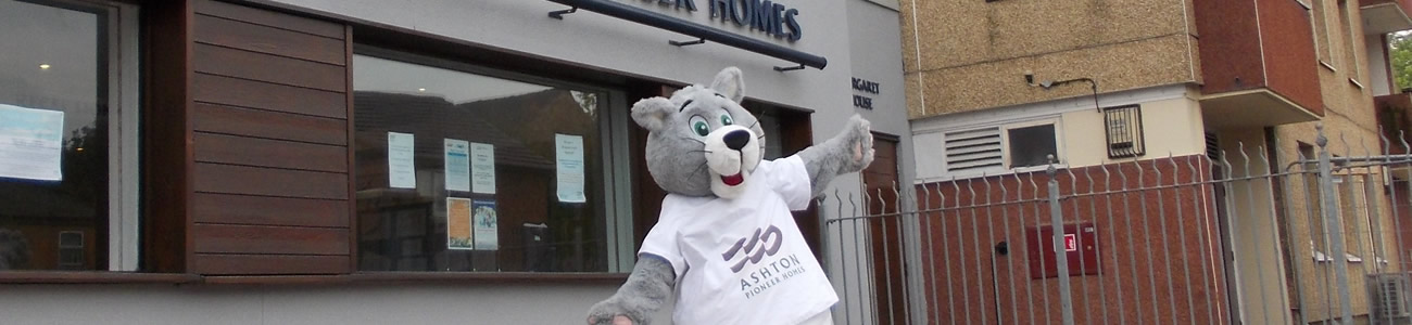 Welcome to Ashton Pioneer Homes